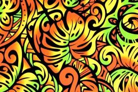 PAC1399 Black Orange