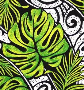 PAC1402 Green Black