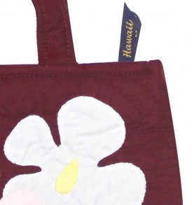 Ella Tote Bag – Burgundy