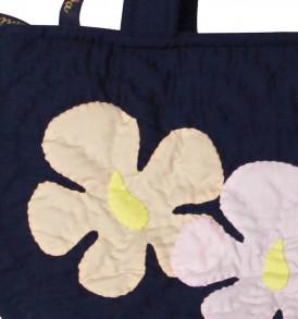 Ella Tote Bag – Navy