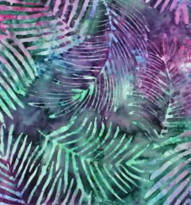 BAT0004 Purple/Green