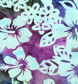 BAT0009 Turq/Purple/Green