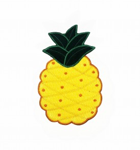 Coaster_Pineapple
