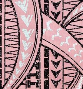 PAC1412 Pink/Natural