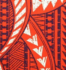PAC1412 Red/Cream