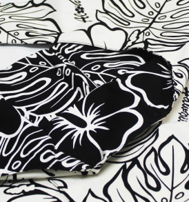 Reversible Sling Bag – Monstera Lover Cream