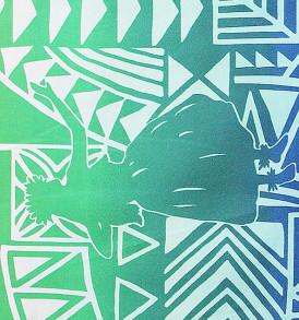 PAC1414 Kiwi/Blue